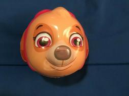 Paw Patrol Character 3D Face Balls Skye by Hedstrom *NEW*