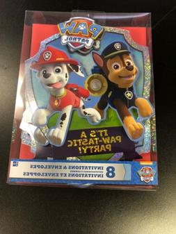 Amscan Paw Patrol Chase and Marshall's Paw-Tastic Deluxe Jum