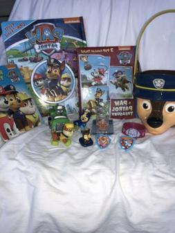paw patrol dog puppy rescue figure action