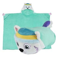 PAW PATROL Everest PILLOW AND BLANKET 1pc Girls Nap Travel C
