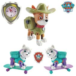 Paw Patrol Everest Tracker Dog Skateboard Puppies Snow Patru