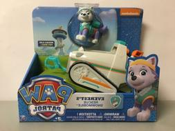 Paw Patrol - Everest's Rescue Snowmobile - Vehicle and Fig