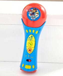 Paw Patrol Fun and Learn Toy - Microphone