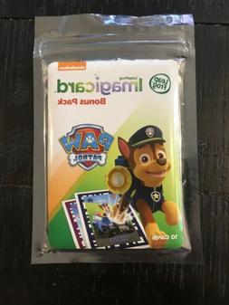 LeapFrog PAW Patrol Imagicard Learning Game Booster Pack 10