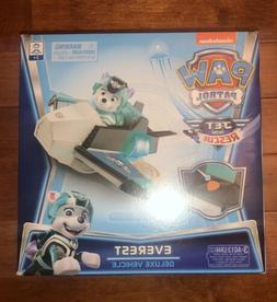 Paw Patrol Jet to the Rescue Everest Deluxe Vehicle Toy New