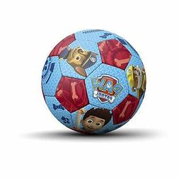 Paw Patrol Junior Soccer Ball - Easy Grips - Indoor & Outdoo