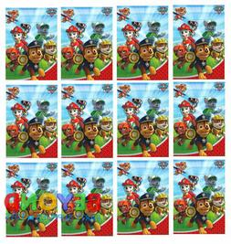 Paw Patrol Loot Bags Favors & Party Bag Fillers Candy Treats