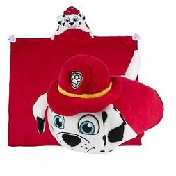 PAW PATROL Marshall PILLOW AND BLANKET 1pc Boys Girls Nap Tr