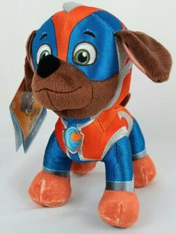 "Paw Patrol Mighty Pups 8"" ZUMA Stuffed Plush Toy"