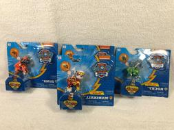 PAW Patrol Mighty Pups Rocky, Zuma, Marshall Figure with Lig
