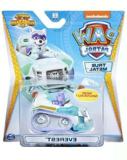 ++ Paw Patrol Mighty Pups Super Paws True Metal - Everest