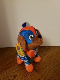Paw Patrol Mighty Pups Super Paws ZUMA 8-Inch Plush IN HAND