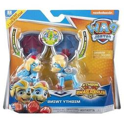 "Paw Patrol ""Mighty Twins"" - Tuck and Ella Super Paws Pup"