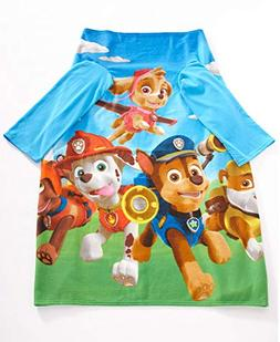 Nickelodeon Paw Patrol, Race to The Rescue Youth Comfy Throw