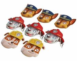 Paw Patrol Paper Mask Favors