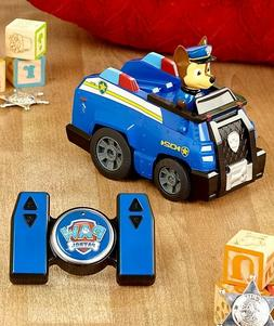 Paw Patrol R/C Remote Control Character Vehicle Police Car -