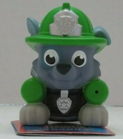 Paw Patrol - ROCKY - Bath Water Pool Squirting Toy Character