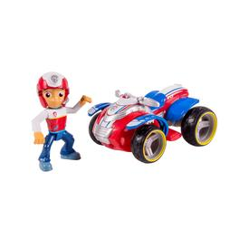 Spin Master Paw Patrol Ryder's Rescue ATV Toy New READ Dam