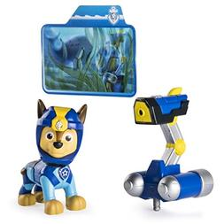 Paw Patrol Sea Patrol – Light Up Chase with Pup Pack and M