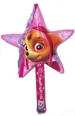 PAW PATROL SKYE STAR WAND 36 INCH INFLATABLE novelty inflate