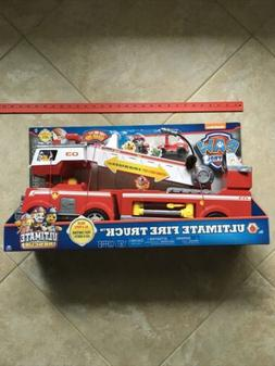 Paw Patrol Ultimate Rescue Fire Truck With Extendable 2 Ft.