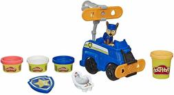 Play Doh Paw Patrol Rescue Rolling Chase Toy Police Cruiser