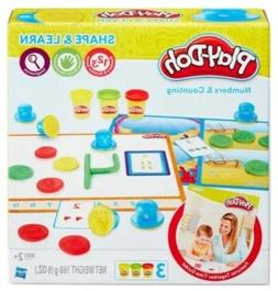 Play-Doh Shape and Learn Numbers and Counting BRAND NEW!!