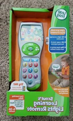 LeapFrog - Scout's Learning Lights Remote For Babies  SHIPS