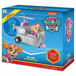 Paw Patrol Skye's Helicopter Vehicle Car Collectible TV Ch