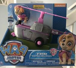 Paw Patrol Skye's High Flyin' Copter, Vehicle and Figure