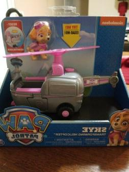Paw Patrol Skye's Transforming Helicopter with Flip-open T