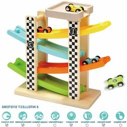 TOP Vehicle Playsets BRIGHT Toddler Toys For 1 2 Year Old Bo