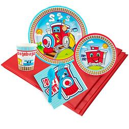 BirthdayExpress Two-Two Train Party Supplies - Party Pack fo