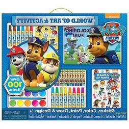 Paw Patrol World of Art and Activity