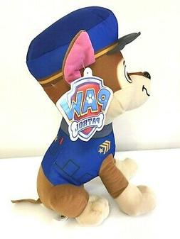 Xlarge Paw Patrol Plush  Chase  Stuffed Plush Animal 14'' Li